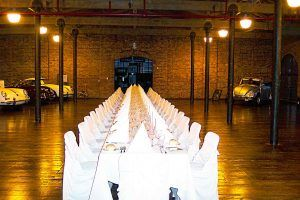 large themed venue hire