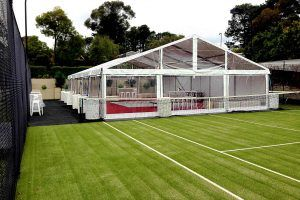 tennis court catering Melbourne