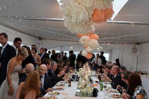 Seated Dining Catering Melbourne