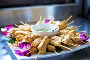 Melbourne finger food catering