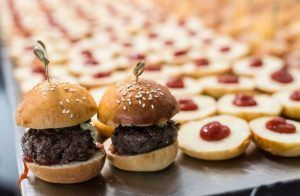 party caterers in Melbourne